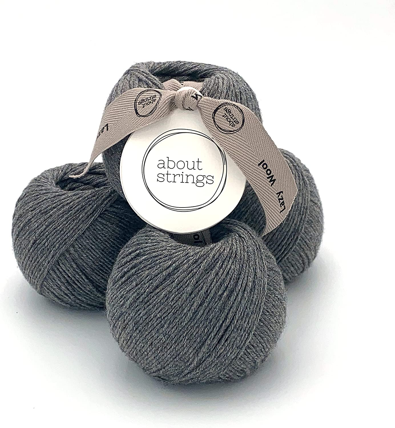Max 74% OFF About Strings Lazy Wool 55% Extra Merino 45% High order Cotton Fine DK