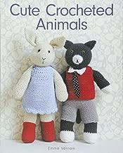 cute crocheted animals book