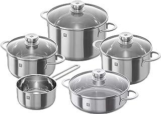 Zwilling 40110-009 - Batería de Cocina Set de 5 Piezas
