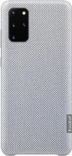 """Samsung EF-XG985FJEGWW Kvadrat Cover for 6.7"""" Galaxy S20+, Grey"""