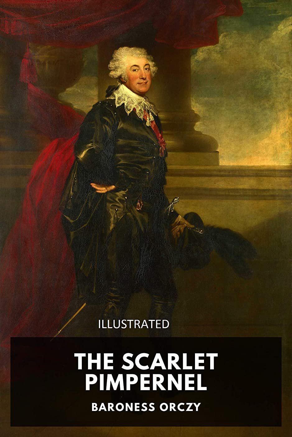 半径エコー白鳥The Scarlet Pimpernel Illustrated (English Edition)