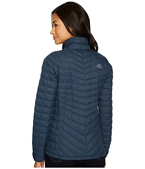 Full Zip Tinta Mate North Chaqueta Face Azul Thermoball The wqfTzSf