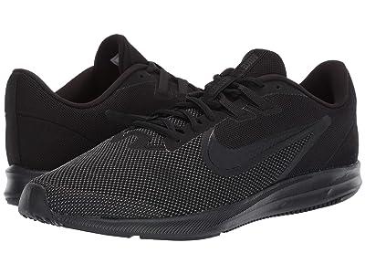 Nike Downshifter 9 (Black/Black/Anthracite) Men