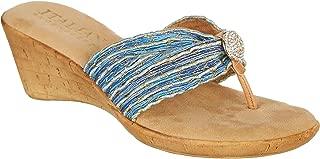 Womens Cayman Wedge Sandals