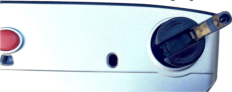 AgfaPhoto Juego de c/ámara anal/ógica 35 mm, Incluye pel/ícula + Pila Color marr/ón