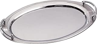 Best oval serving trays with handles Reviews