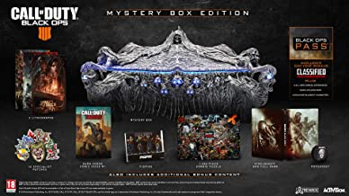 Call of Duty: Black Ops 4 Mystery Box (PS4)