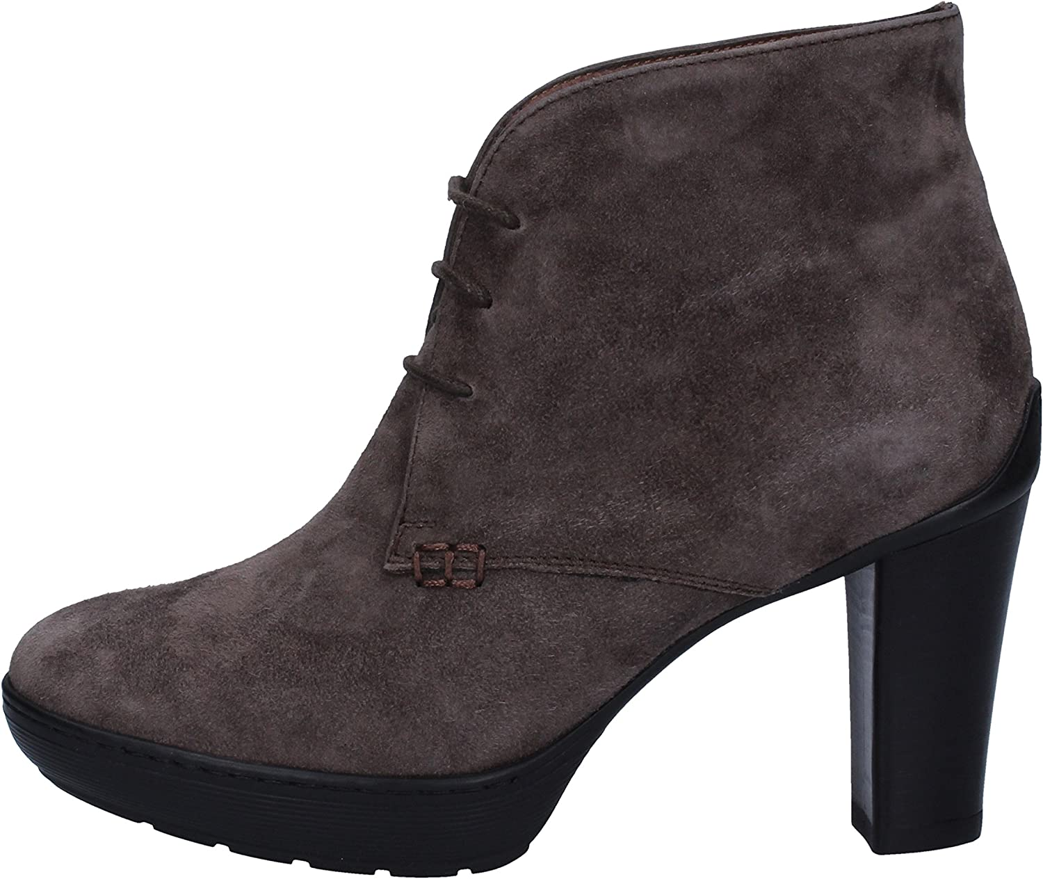 ROSSANO BISCONTI Boots Womens Suede Grey