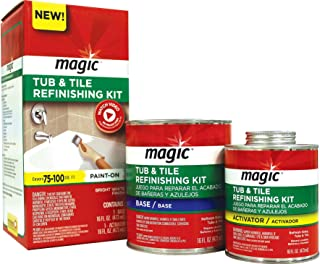 Best tub and tile refinishing kit colors Reviews