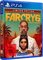 Far Cry 6 - Limited Edition (exklusiv bei Amazon, kostenloses Upgrade auf PS5) | Uncut - [PlayStation 4]