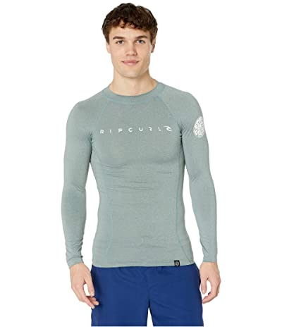 Rip Curl Dawn Patrol UV Tee Long Sleeve (Aqua) Men