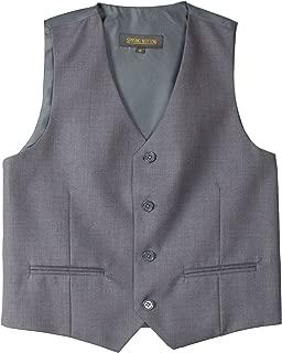 Big Boys' Four Buttons Suit Vest Waistcoat
