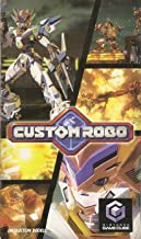 Custom Robo Instruction Booklet (Nintendo GameCube Game Manual User's Guide only - NO GAME)