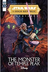 Star Wars: The High Republic Adventures—The Monster of Temple Peak #1 Kindle Edition