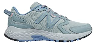 New Balance Side Stitched Logo Contrast Sole Lace up Sneakers For Women