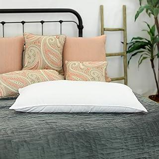 Silk Bedding Direct Almohada RELLENA DE Seda DE Morera. 90cm x 50cm. Hipoalergénica. 100% Seda de Morera de Altísima Calidad. CERTIFICACIÓN: Oeko-Tex Standard 100. Precio DE Venta BAJO