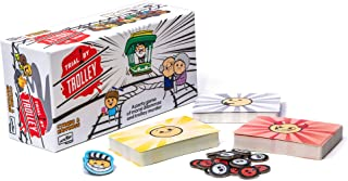Trial by Trolley: an Adult Card Game of Moral Dilemmas and Murder | Party Game by Skybound Games and Cyanide and Happiness | 3-12 Players, Ages 18 and Up