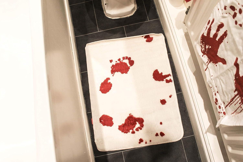 Charlotte Mall Spinning Hat Albuquerque Mall Blood Bath Mat