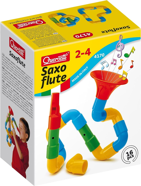 Quercetti Saxoflute – 16 Piece Se price Instrument Your Rapid rise Own Build