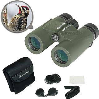 Meade Instruments 125022 Wilderness Binoculars - 8x32 (Green)