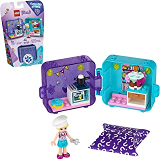 LEGO Friends Stephanie's Play Cube 41401 Building Kit, with 1 Collectible Mini-Doll Toy Chef; Great for Creative Play, New...