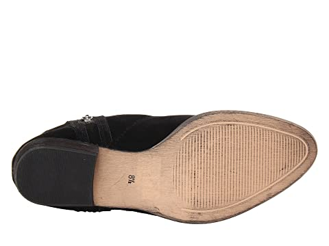 Black Seychelles Suede Seychelles Penny Lucky Lucky Ivfqpw