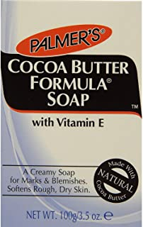 Palmer's Cocoa Butter Formula Daily Skin Therapy Soap 3.5 oz (Pack of 2)