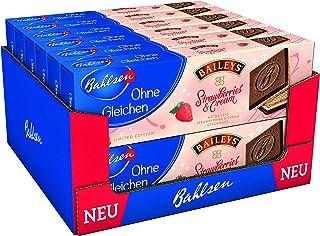 Bahlsen Ohne Gleichen Baileys Strawberries & Cream Knusperzarte Waffel mit leckerer Cremefüllung mit Baileys Strawberries & Cream Sahnelikör, 1er Pack 1 x 1.5 kg