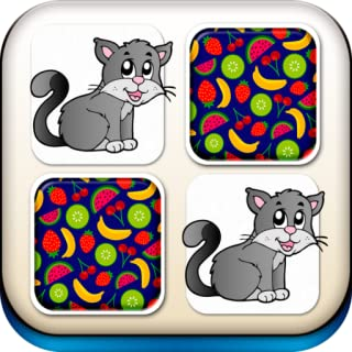 Memory Games for Everyone - Educational learning game for preschool kids and kindergarten toddlers, adults, seniors (Full ...