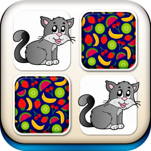 Memory Games for Everyone - Educational learning logic game for preschool kids and kindergarten toddlers, adults, seniors (Free trial edition)