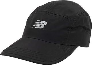 قبعة الجري الجديدة للرجال والنساء من نيو بلانس، أسود، مقاس واحد
