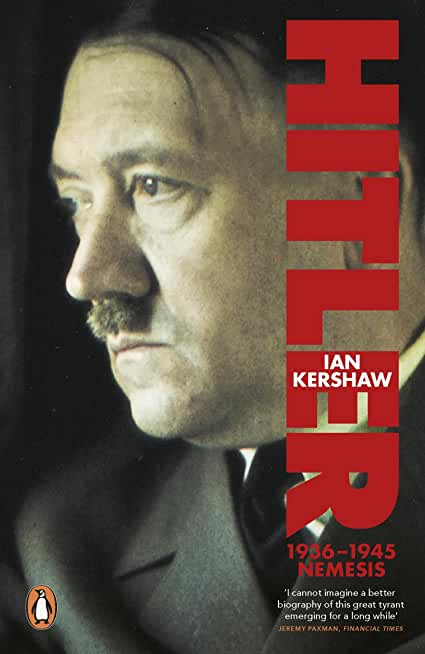 Hitler 1936-1945: Nemesis (Allen Lane History Book 2) (English Edition)