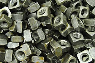 The Hillman Group 3341 5//8-11 Square Nut Zinc Plated 8-Pack