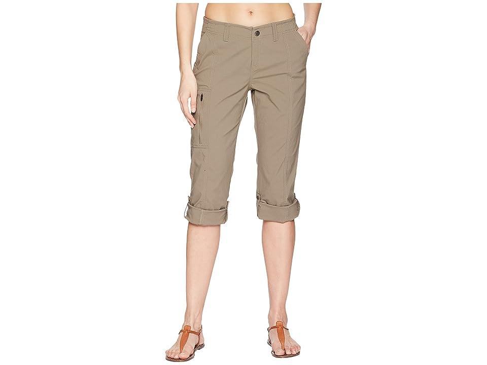 Royal Robbins Discovery Capri Pants (Falcon) Women