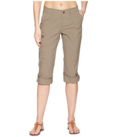 Royal Robbins Discovery Capri Pants (Falcon) Women