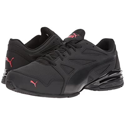 PUMA Tazon Modern SL FM (Puma Black/High Risk Red) Men