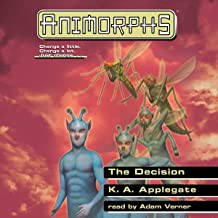 The Decision: Animorphs, Book 18
