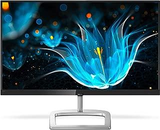 "Philips 246E9QDSB 24"" Frameless Monitor, Full HD IPS, 129% sRGB, 75Hz, FreeSync, VESA, 4Yr Advance Replacement Warranty"