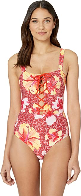 444f9f05d1 onia Isabella One-Piece at Zappos.com