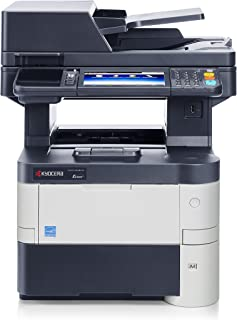 Kyocera 1102NY2US0 ECOSYS M3040idn Black & White Multifunctional Printer (Print/Scan/Copy/Fax), 42 PPM, 7