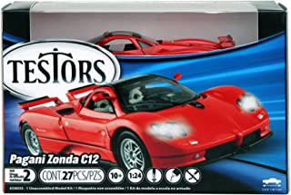 Testors Model Kit, Pagani Zonda
