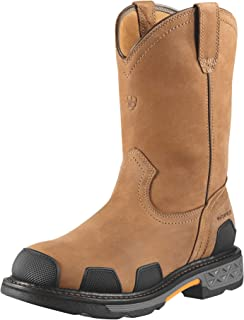 Men's Overdrive Pull-on H2O Composite Toe Work Boot