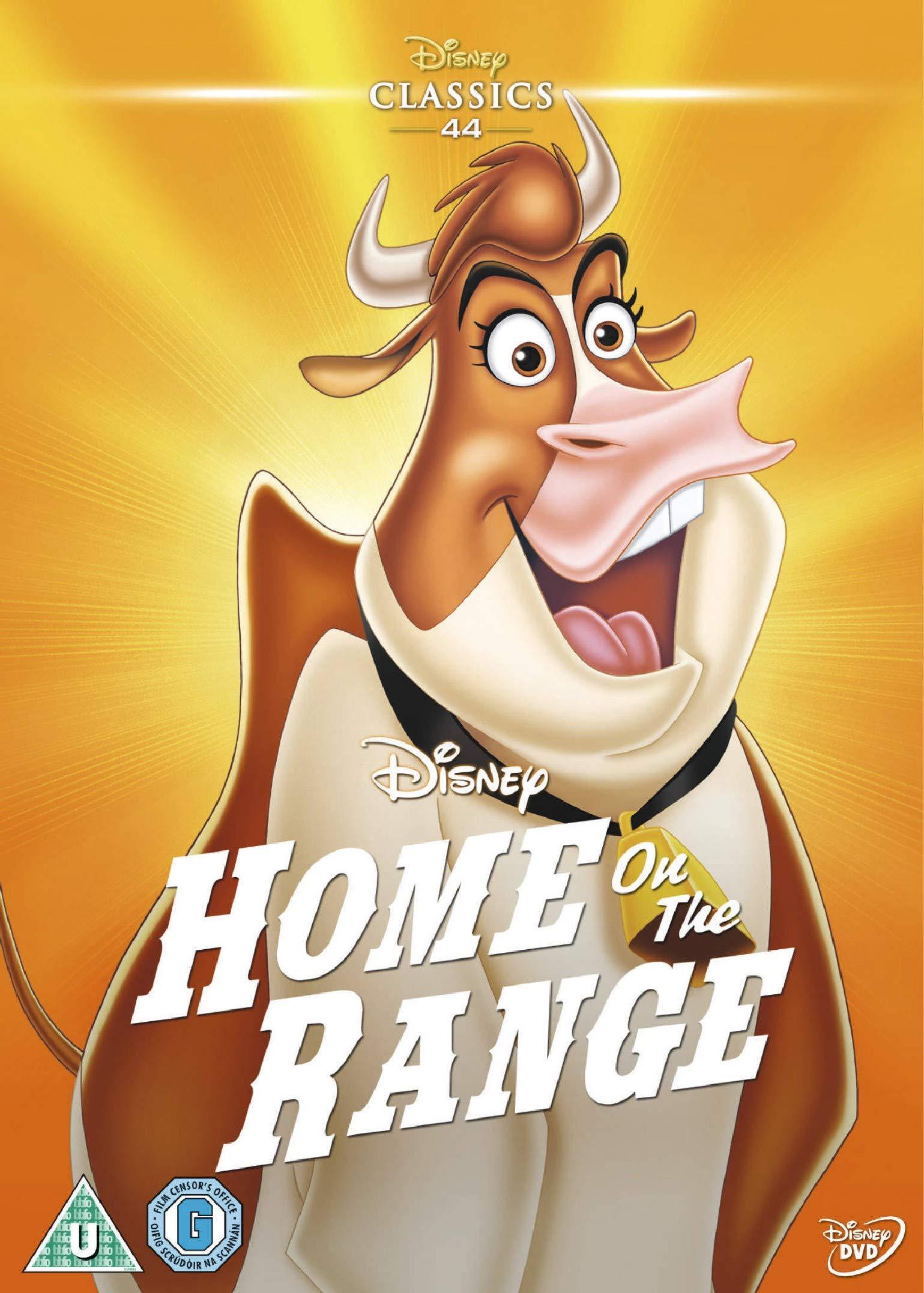 Home on the Range [Reino Unido] [DVD]: Amazon.es: Roseanne Barr ...