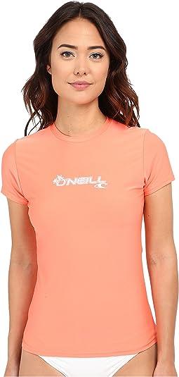 O'Neill - Basic Skins S/S Rash Tee