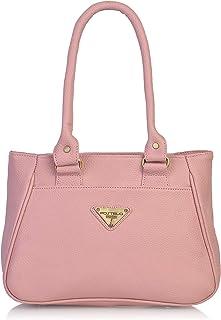Fostelo Women's Handbag (FSB-1428_Light Pink)