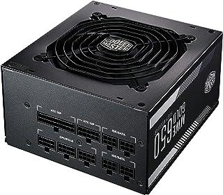 Cooler Master MWE Gold 650 Unidad de - Fuente de alimentación (650 W, 100-240 V, 50-60 Hz, 6-12 A, Activo, 100 W)