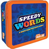 FoxMind Speedy Words Family Party Card Game