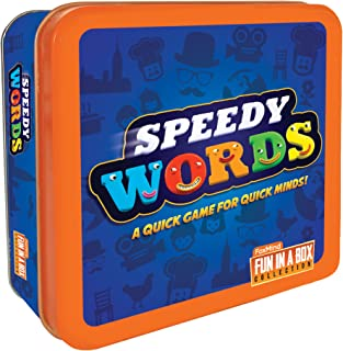 Speedy Words Family Party Card Game