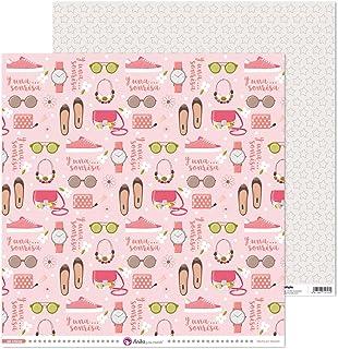 Anita y Su Mundo Colección de Chicas Papiers de scrapbooking, Accessoires, 30,5 x 30,5 cm