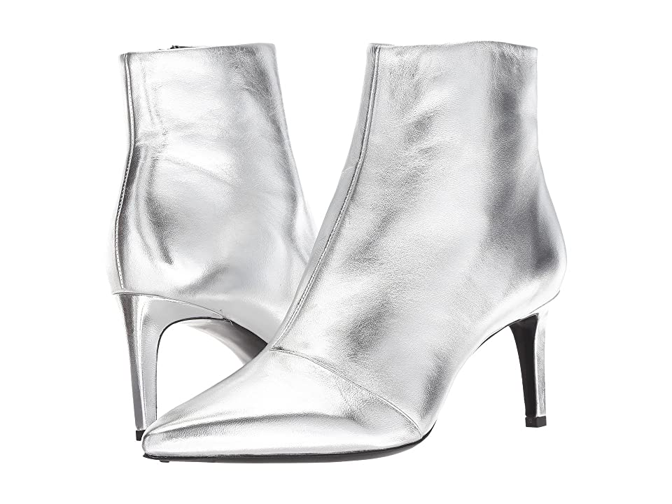 rag & bone Beha Boot (Silver) Women